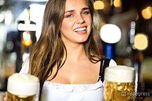 美肌効果抜群!?試してみたいビール美容法の画像(美容法に関連した画像)
