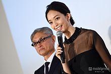 松島花、映画デビュー作で堤幸彦監督から洗礼?の画像(堤幸彦に関連した画像)