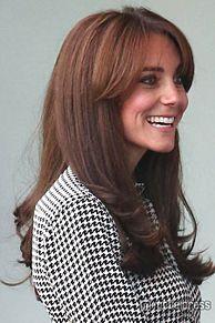 英キャサリン妃、新しいヘアスタイルが賛否両論の画像(賛否両論に関連した画像)