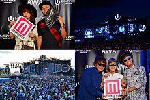 「ULTRA JAPAN 2015」2日目、宮城舞&大樹・IMALU・人気モデルら続々参戦<タレントスナップ>の画像(IMALUに関連した画像)