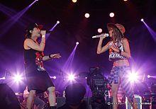 倖田來未、初のステージでTMR西川貴教とコラボ 名曲連発で沸かすの画像(西川貴教に関連した画像)