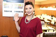 「オールスター感謝祭」本番直前の島崎和歌子を直撃<モデルプレスが舞台裏に潜入>の画像(モデルプレスに関連した画像)