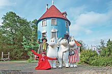"""ムーミン一家も来日、日本最大級の北欧イベントで""""本物の北欧""""を体感の画像(北欧に関連した画像)"""