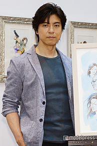 上川隆也、肉体改造「無駄にならなかった」の画像(プリ画像)