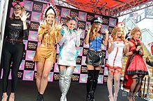 圧倒的美ボディ集団CYBERJAPAN DANCERS、SEXYハロウィンで渋谷を魅了の画像(美ボディに関連した画像)