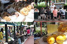 こだわりグルメ18店舗が集う青空マーケットが限定オープンの画像(東京グルメに関連した画像)