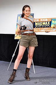 筧美和子、ショーパンでヘルシー美脚を披露の画像(プリ画像)