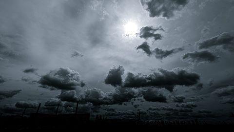 曇天の画像(プリ画像)