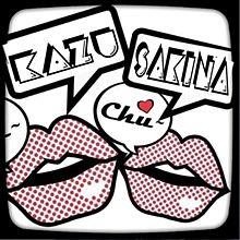 リクエスト アイコン レトロ リア充 カップル KAZU SAKINAの画像(#SAKINAに関連した画像)