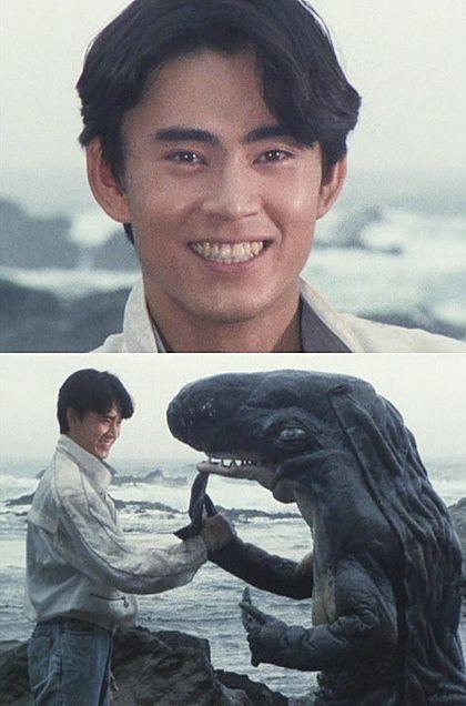 クジラ 怪人