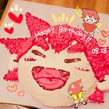 デーハーなHappy Birthdayの画像(プリ画像)