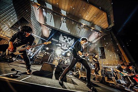 9mm Parabellum Bullet 日比谷野外大音楽堂の画像(プリ画像)