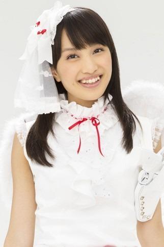 天使のような百田夏菜子高画質画像