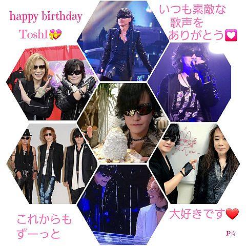 ♡ToshIさん誕生日おめでとう♡の画像(プリ画像)