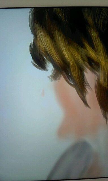 マリウスくん 横顔の画像(プリ画像)