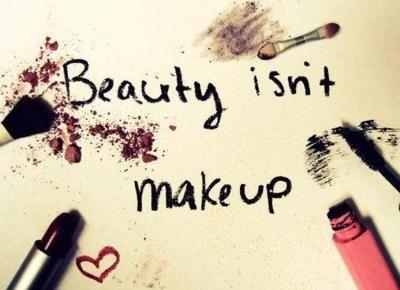 Beauty isn't makeupの画像 プリ画像