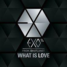 EXO-M WHAT IS LOVE ジャケットの画像(プリ画像)