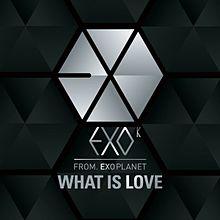 EXO-K WHAT IS LOVE ジャケットの画像(プリ画像)