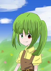 【アニメ塗り】シェリーちゃんの画像(アニメ塗りに関連した画像)