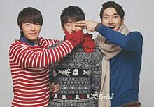 Super Juniorの画像(プリ画像)
