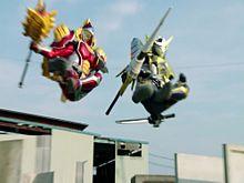 仮面ライダーバロン 仮面ライダー鎧武の画像(プリ画像)
