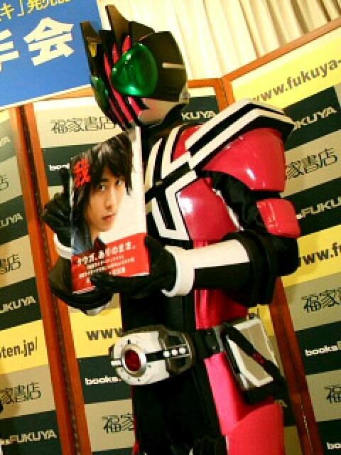 仮面ライダーディケイド (キャラクター)の画像 p1_24