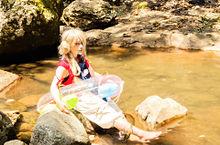 川遊びの画像(cosプレに関連した画像)
