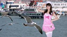 かもめの水兵さん 大島優子の画像(プリ画像)