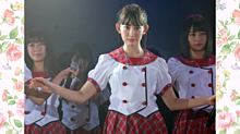 小嶋陽菜 スカート、ひらり No1の画像(プリ画像)