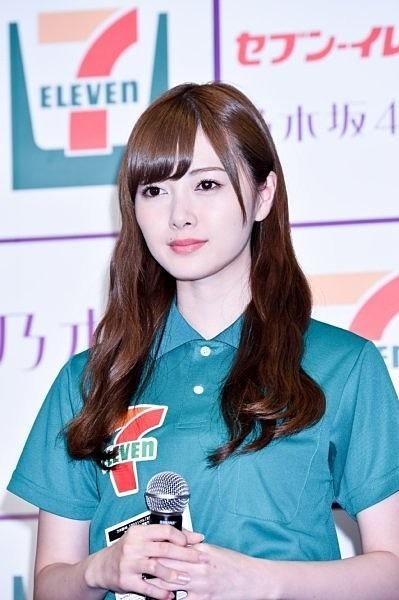 乃木坂46  白石麻衣 セブンイレブン CMの画像 プリ画像