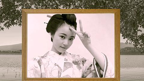昭和初期・・昭和写真展 「 着物 昭和の乙女 」