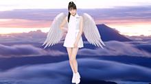 モーニング娘。♡☆ 牧野真莉愛 ・・天空のエンジェルの画像(空に関連した画像)