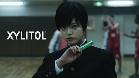 XYLITOL  CM  ♡☆  欅坂46  平手友梨奈の画像 プリ画像