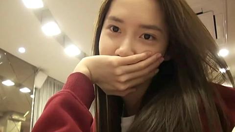 Yoona  ユナ ノーメイク ♡ お茶目で、とっても可愛い美人の画像 プリ画像