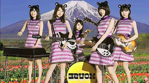 乃木坂46 マウスコンピューター ♡ マウスバンド 富士山の画像(プリ画像)