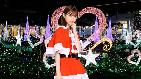 乃木坂46 西野七瀬 ♡☆ サンタクロースの画像 プリ画像