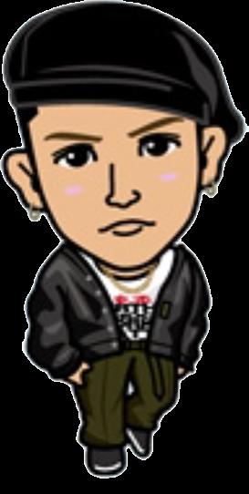 岩田剛典 キャラ画の画像(exile キャラ 岩田剛典に関連した