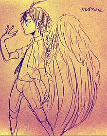 大天使マナミエルの画像(ナミエに関連した画像)