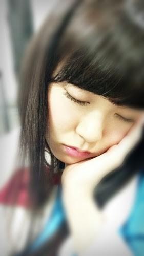 AKB48 NMB48 渡辺美優紀 寝顔の画像(プリ画像)