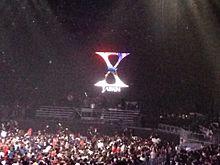 X JAPAN10/1横アリLIVE〜!の画像(XJAPANに関連した画像)