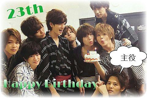 圭人Happy Birthday!!の画像(プリ画像)