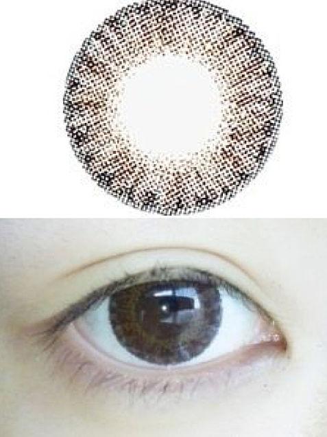 ヴィーナスアイズ メガヌーディーブラウンの画像 プリ画像