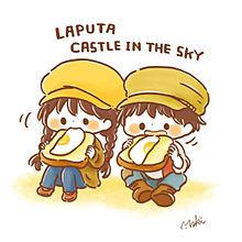 ジブリ 天空の城 ラピュタ イラストの画像40点|完全無料画像