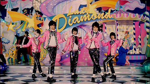 Sexy Zone Lady ダイアモンドの画像 プリ画像