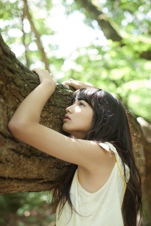自然とオシャレで可愛い小松菜奈