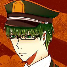 軍服 緑間真太郎 プリ画像