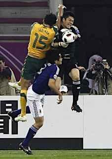 サッカー アジアカップ 日本代表 川島永嗣の画像(プリ画像)
