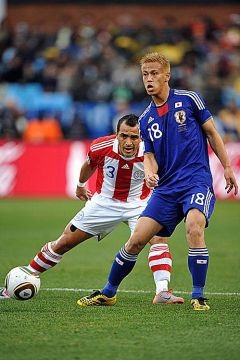 サッカー 日本代表 本田圭佑の画像(プリ画像)