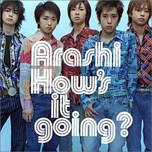 How's it going?の画像(プリ画像)