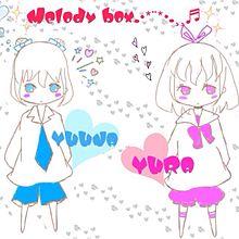 melodyboxの画像(声優ユニットに関連した画像)